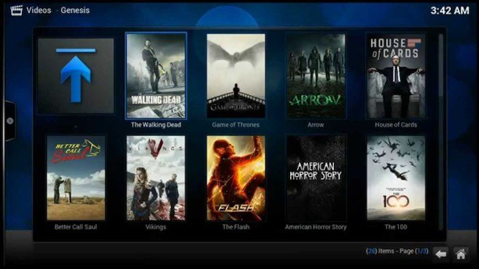 Kodi Player