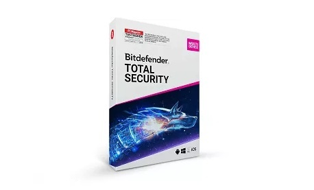 Bitdefender Total Security 2019 indir