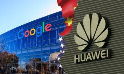 ABD Çin Ticaret Savaşı Arasında Kalan Huawei