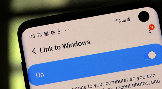 Windows 10 artık Samsung telefonlara kablosuz dosya aktarımlarını destekliyor